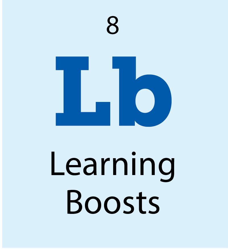 learning boosts
