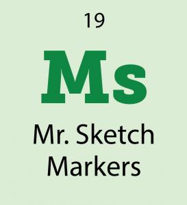 mr. sketch markers
