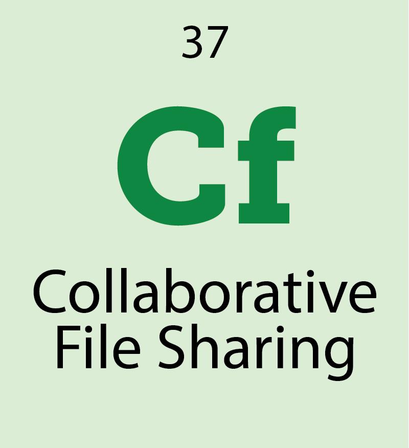 collaborative file sharing