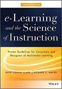 elearning science of instruction